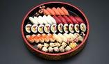 寿司盛合せ「若葉」 5人前