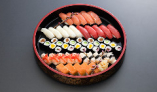 寿司盛合せ「紅葉」5人前