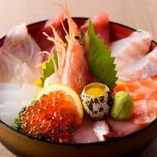 ●人気『喜水丼』1280円(税抜)