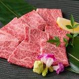 <焼肉> 山形牛を使用した焼肉は絶品です。
