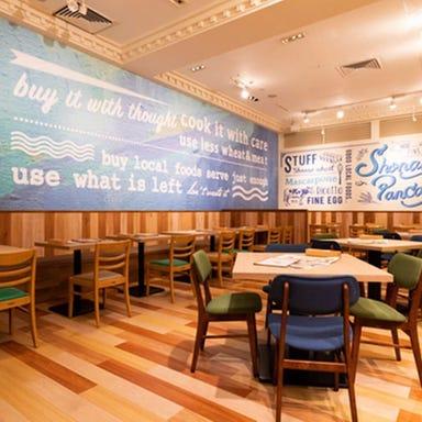 湘南パンケーキ お台場ヴィーナスフォート店 店内の画像