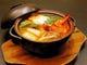 創業以来変わらぬ伝統の味、豆腐キムチチゲ