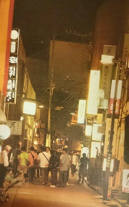 昭和の香り漂う木倉町商店街通り。