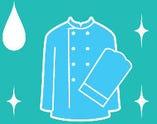 就業後:ユニフォームのこまめな洗濯