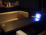 デリケートなご相談には、防音仕様の個室で対応。通常使用も可能