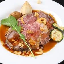 様々なお肉が楽しめる、肉料理専門店