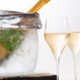 料理とお酒をあうんの呼吸で楽しんで戴ける事が目標です。