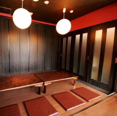 炭火焼ダイニング 楽笑北浦和駅西口店 店内の画像