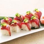 旬の味覚大集合! 旬の鮮魚をお召し上がり下さい♪