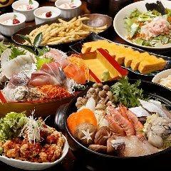 肉VS魚 個室居酒屋 肉浜 新橋店
