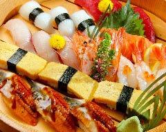 魚輝水産 鮪船 仁和寺店