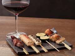YAKITORI&Wine Shinori