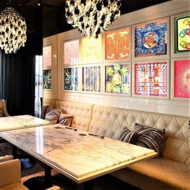 和食ダイニングHARI ‐玻璃‐  店内の画像