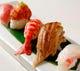 市場直送旬魚の握り寿司盛合せ