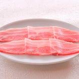 豊熟もち豚カルビ
