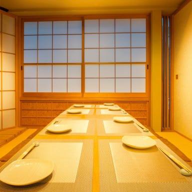 日本料理 銀座 萬菊  店内の画像