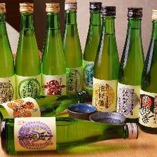 オリジナル純米吟醸原酒と大名御用達酒蔵