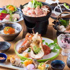 旬の味覚と和食の技を愉しむ会席料理