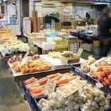 生鮮野菜【神奈川県川崎市北部市場】