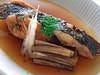 煮魚御膳 (お通し、小鉢、ご飯、漬物付き)