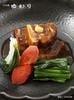 TOKYOーXのバラ肉で作ったゆかり風角煮!