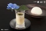 東京モッツラレラ茶碗蒸し