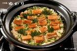 土釜炊き季節の炊込みご飯(2~4合)