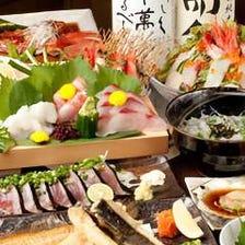 魚専門居酒屋