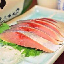 おすすめはなんといっても魚介料理