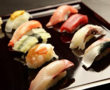 本格寿司が味わえる海鮮居酒屋