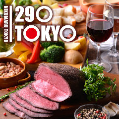 炙りにく寿司食べ放題 肉バル 29○TOKYO 岡山駅前店