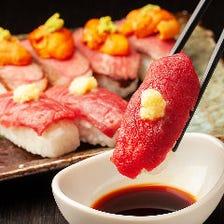 【期間限定】話題のにく寿司が登場!