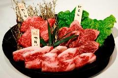 国産牛焼肉食べ放題【120分以内】