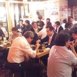 【毎日満員御礼】 美味しくて楽しい五郎でお待ちしております!