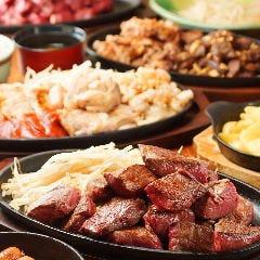 ステーキ食べ放題 麺牛