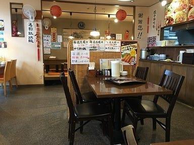 中華食酒館天一坊  店内の画像