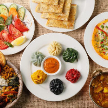 ◆ネパール料理を思う存分味わって!