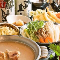 天ぷら・水炊き 天かす