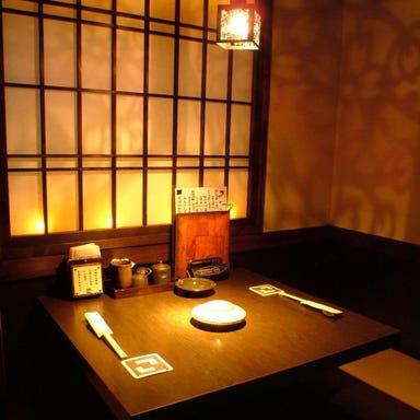 個室居酒屋 炉ばた情緒 かっこ 仙台名掛丁店 店内の画像