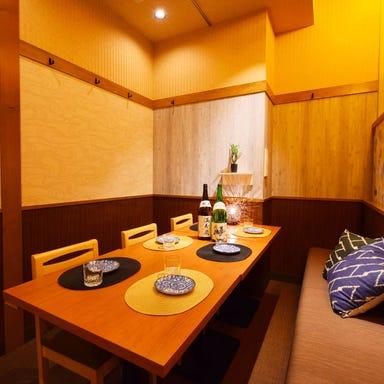 北海道産肉と直送海鮮の個室居酒屋 蔵之助 函館五稜郭店 店内の画像