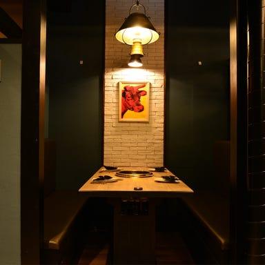 焼肉食べ放題 NIKULAB 肉らぼ 松山二番町店  店内の画像