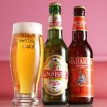 柔らかい口当たりが特徴のインドビール!
