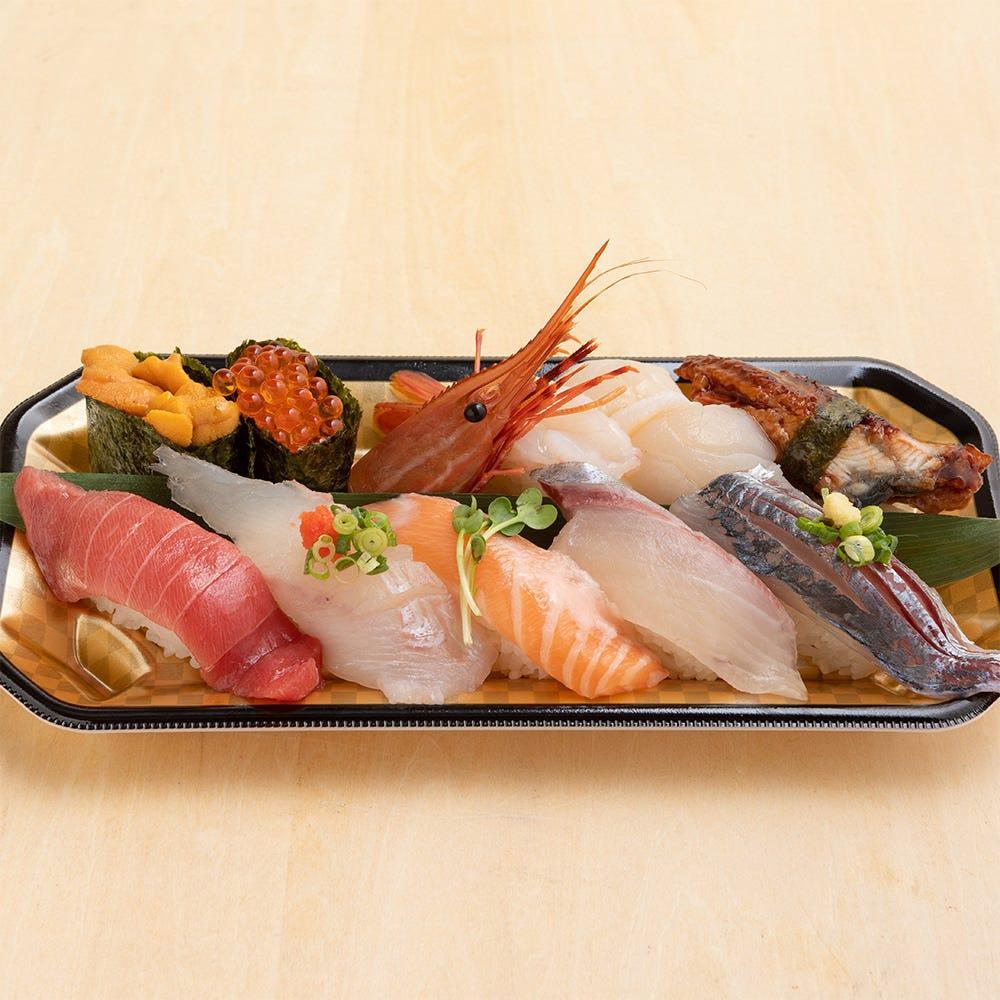 お持ち帰り寿司