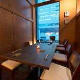 テーブル席個室(2~8名様)