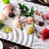 羽田市場に空輸で届く朝獲れ鮮魚達は新鮮そのもの!