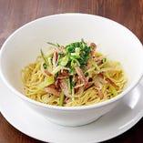 ガンバン麺(スープ付き)