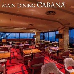 MAIN DINING CABANA