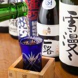 日本酒は飲み比べるのもおすすめ!お気に入りを見つけてみては?