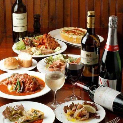 【記念日/各種ご宴会】選べるメイン(お肉orお魚orグラタン)とデザート盛り合わせ★Ryuコース