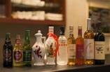 紹興酒・果実酒など豊富な中国酒♪